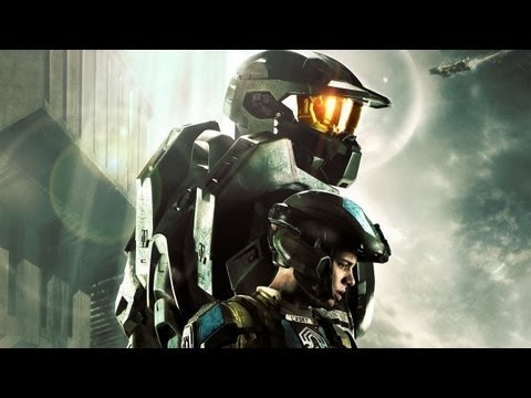 "HALO 4 Forward Unto Dawn - FULL ""Live-Action"" Trailer (SDCC 2012) 