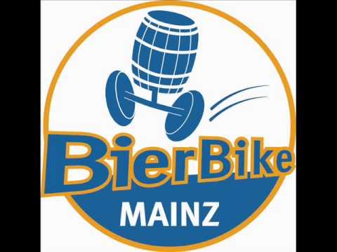 Beispiel: Das BierBike im Radio, Video: BierBike Mainz