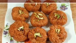 Balushahi (Indian Buttermilk Donuts)