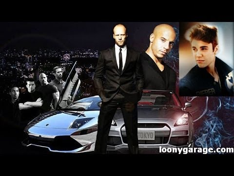 Justin Bieber in Fast and Furious 7