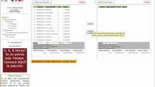 Conciliacion Bancaria - Ejemplo