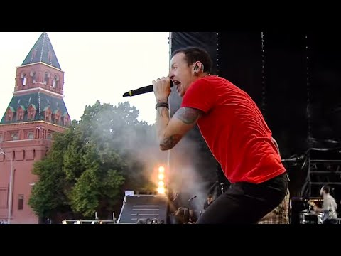 "Linkin Park – ""What I've Done"" (live in Red Square)"