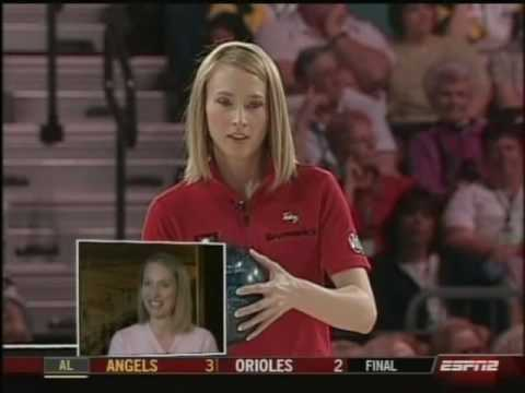 2009 USBC Queens: Match 1: Brenda Edwards vs Lisa Bishop part 1