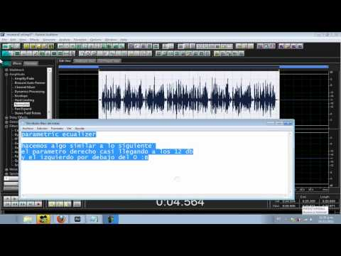 Tutorial como masterizar en adobe audition 1.5 By: Flrecords1