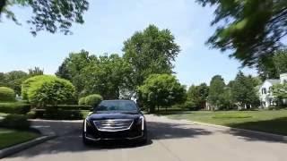 Cadillac научил седан CT6 снимать панорамное видео
