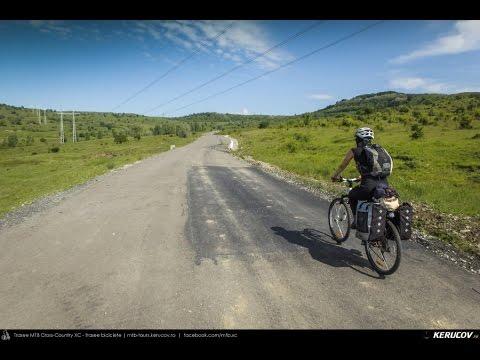 VIDEOCLIP Traseu MTB Avrig - Sacadate - Nucet - Cornatel - Nocrich [VIDEO]