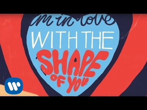 Shape of You (Video Lirik)