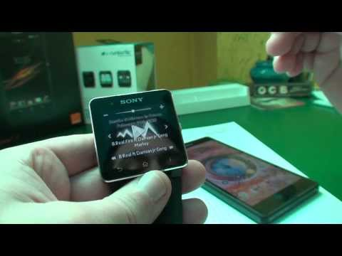Sony Smartwatch 2 - best Apps review NEW!!! [ENG] part 1/2 - default