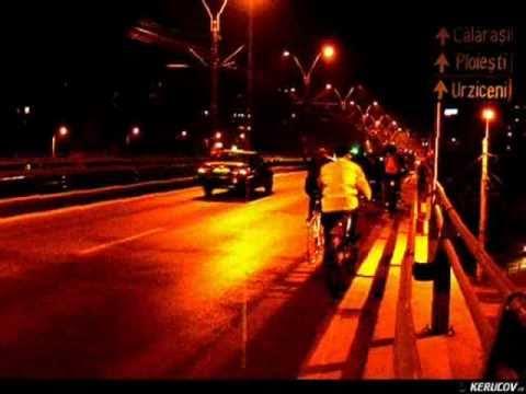 VIDEOCLIP Seara pe bicicleta prin Bucuresti (Bicicleta #4)