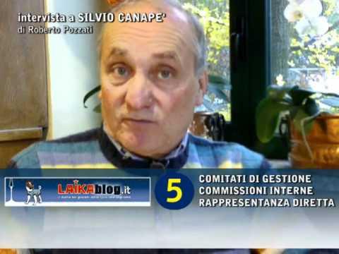 Intervista a Silvio Canapè - 5/10 - Laikablog.it