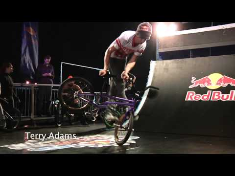 Awesome floating BMX park in Florida - Red Bull Bargespin - Part 1