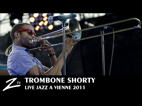 Trombone Shorty & Orleans Avenue - Jazz à Vienne 2011 (Official)