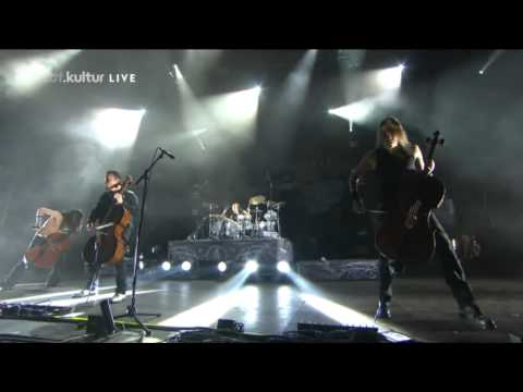 Apocalyptica - Live @ Wacken Open Air 2011 - Full Concert