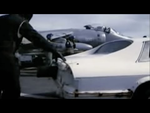 Top Gear - The Stig - HMS Invincible - BBC