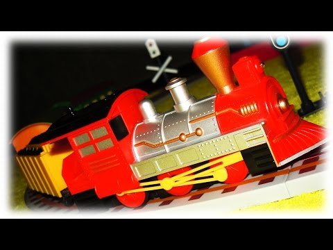 Video For Children TRAINS - Trains For Children Videos Railway Remote Control Kids Toddlers Toys