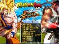 Dragon Ball Z Vs Street Fighter by Dbz Supakid [Full Game]