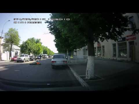 Хруст сбил пешехода.