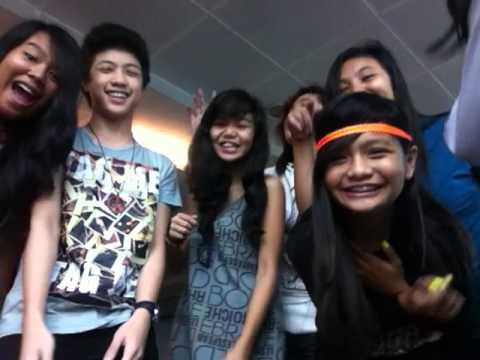"""Happy Monthsary Chicser Lovers"" Ranz Kyle"