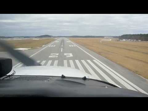 Best Cessna 172 Landing
