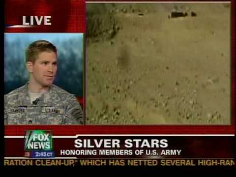 Silver Star Recipients Americas News HQ FNC Fox News 27 Dec 08