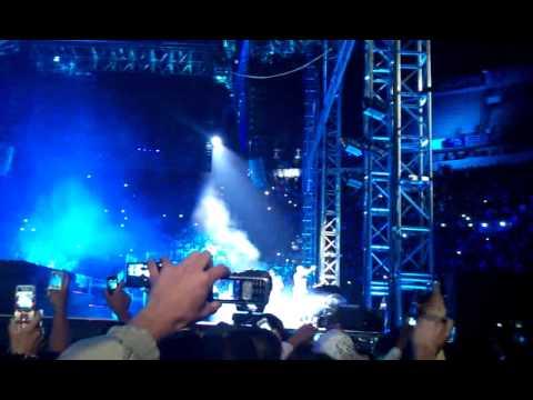Wisin & Yandel En Concierto Mexico 2011 Estoy Enamorado