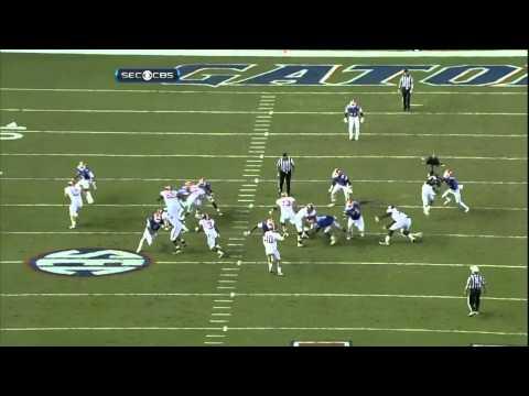 Trent Richardson vs Florida 2011