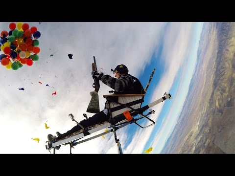 GoPro: Shotgun Balloon Drop
