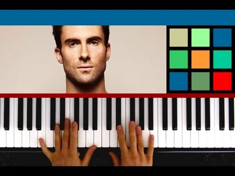 "How To Play ""Sunday Morning"" Piano Tutorial (Maroon Five)"