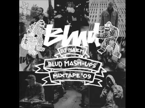 Dj Haem - Track 03. Blud Mash-Ups