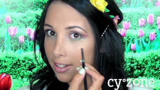 Cy Make Up Tutoriales - Pastel Look