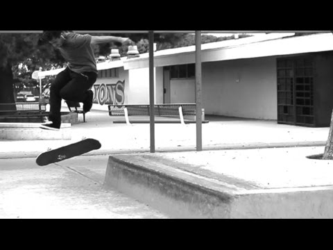 JUDSON MCCANN - FAKIE BACK TAIL TRE FLIP - BEHIND THE CLIPS -