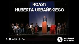 Giza - Występ roastowy (Roast Huberta Urbańskiego i I urodziny Stand-up Polska)