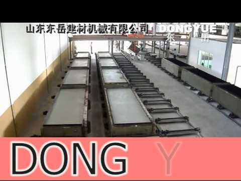 Aerated Brick making machine(China dongyue famous brand)