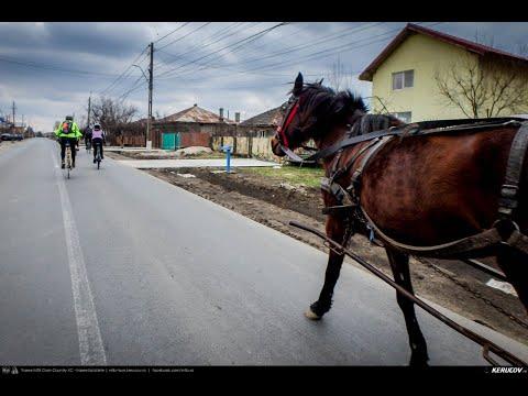 VIDEOCLIP Traseu SSP Bucuresti - Valea Dragului - Herasti - Dobreni - Copaceni - Adunatii-Copaceni - Bucuresti