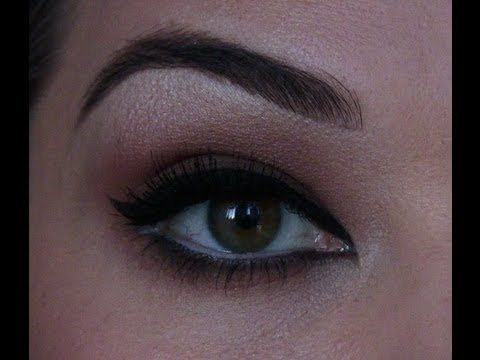 Mila Kunis Cat Eye Inspired Makeup Tutoiral