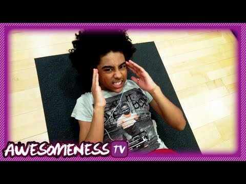 Mindless Behavior Workout - Mindless Takeover Ep. 9