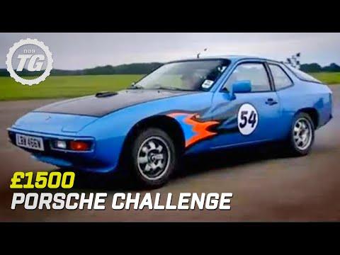 BBC: £1500 Porsche Challenge - Top Gear