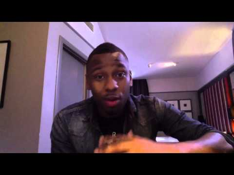 Starboy Nathan talks about entering X Factor