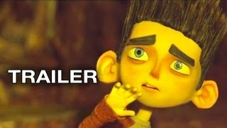 ParaNorman Official Trailer (2012) - Stop Motion Movie