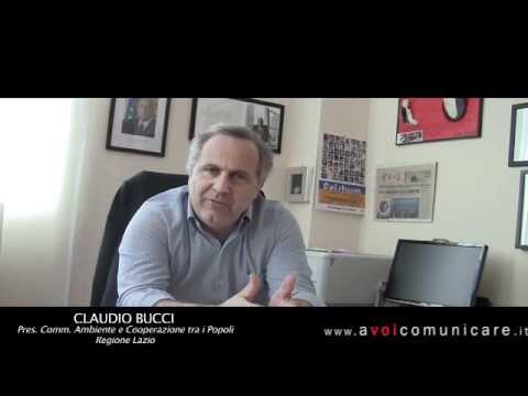 Intervista all'On. Claudio Bucci: educazione ambientale e riqualificazione dei porti.