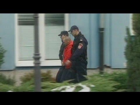 Detenções por tráfico de droga nos Balcãs