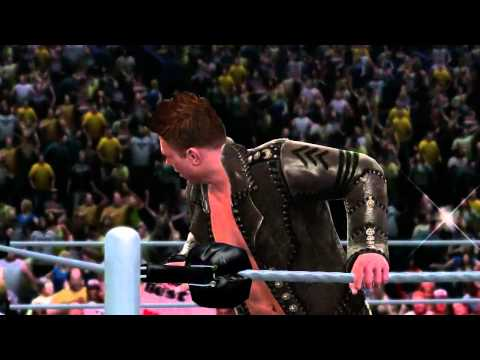 WWE '13: The Miz Entrance [HD - Official]