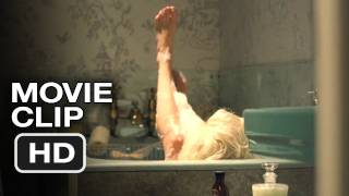 My Week With Marilyn (2011) Clip - HD Movie - Bathtub Scene