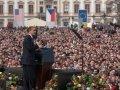 The President in Prague