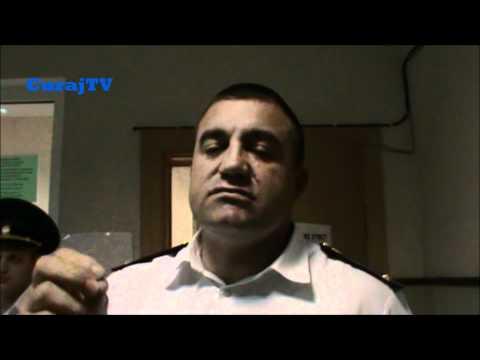 Rus sfidat de poliția moldovenească