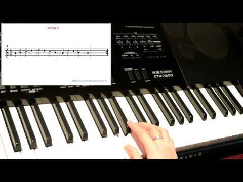 Tự Học Đàn Organ - Bài 7