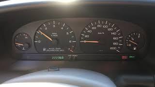Двигатель (ДВС) Chrysler Voyager (1996-2000) Артикул 53113697 - Видео