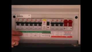 Understanding Your Fuseboard and RCD - YouTube | Wylex Fuse Box Rcd |  | YouTube
