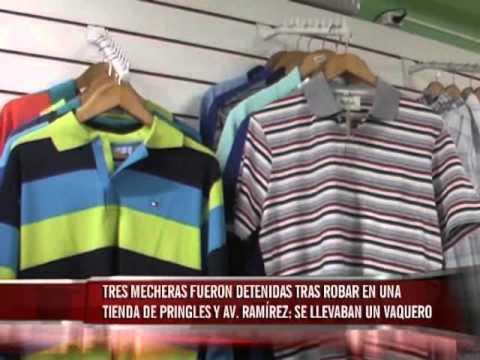 Mecheras fueron detenidas en Av Ramírez