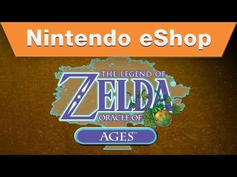 The Legend of Zelda: Oracle of Ages llega a Nintendo 3DS eShop
